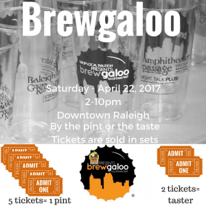 Brewgall Tickets