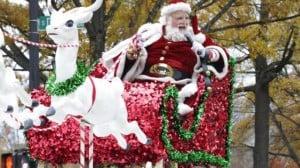 Raleigh Christmas Parade - Shop Local Raleigh