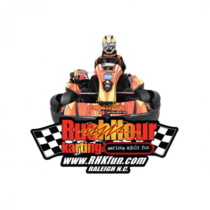 Brewgaloo Sponsors - Rush Hour Karting