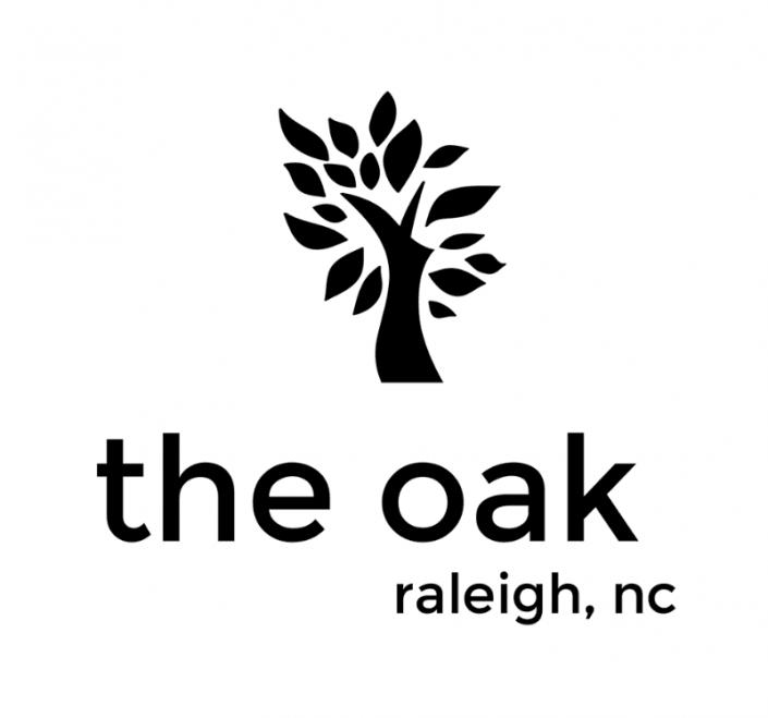 The Oak restaurant logo