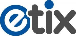 logo of etix