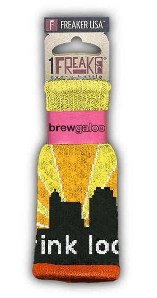 Brewgaloo collaboration with Freakers