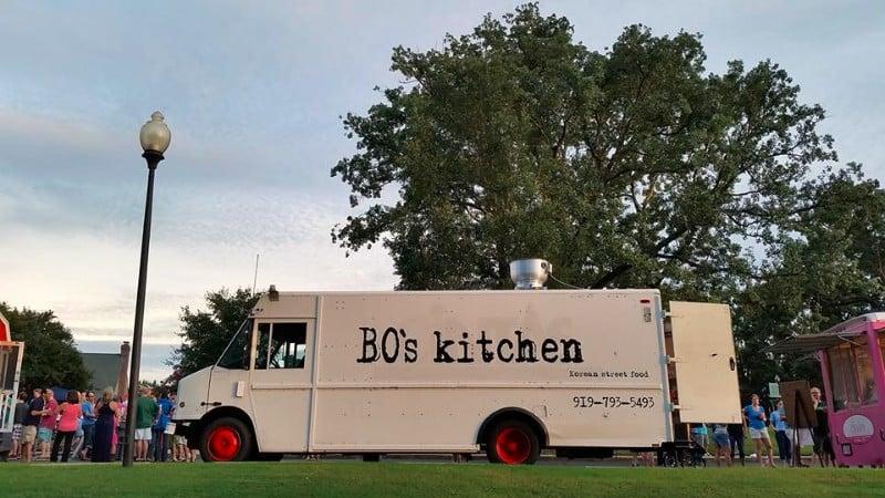 Bo S Kitchen Food Truck Raleigh