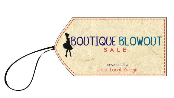 Boutique Blowout logo