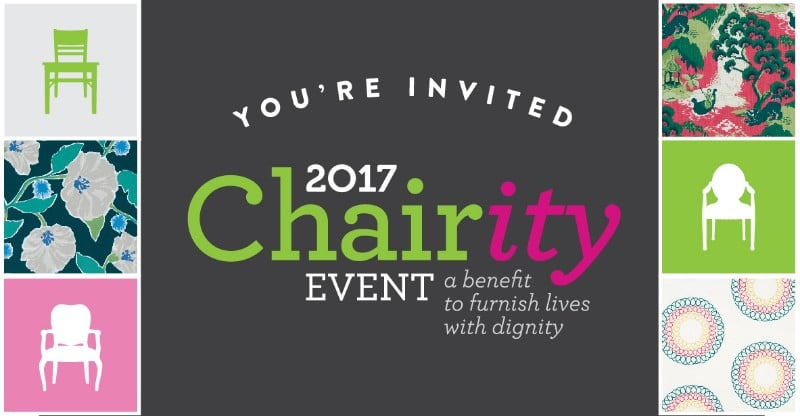 Charity Benefit Hosted By The Green Chair Project Shop