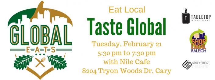 Nile Café Global Eats