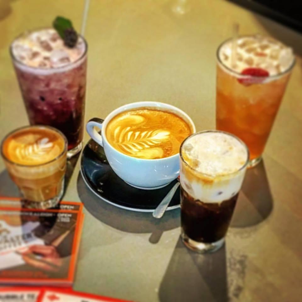 Sir Walter Coffee