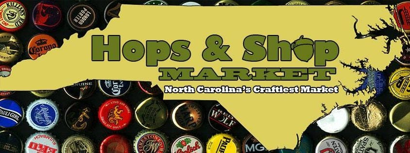 Hops and Shops Market