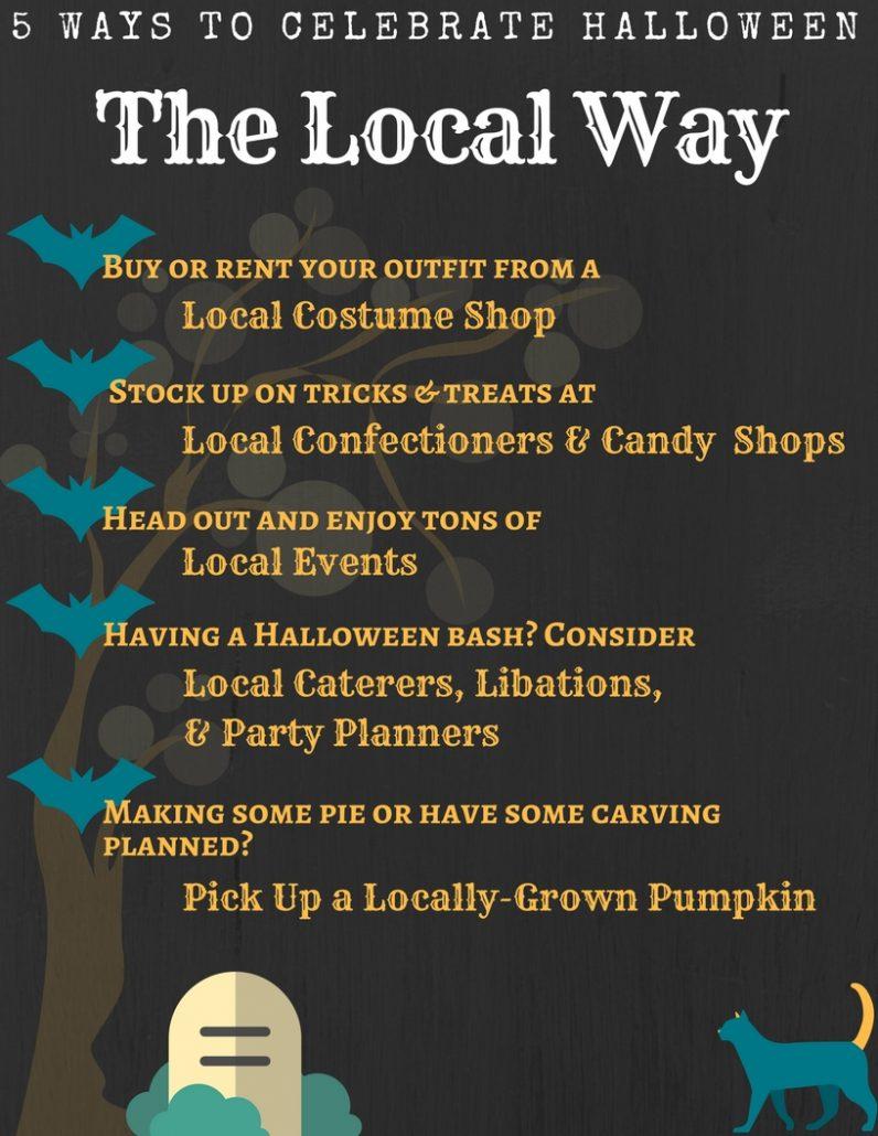 Halloween - The Local Way