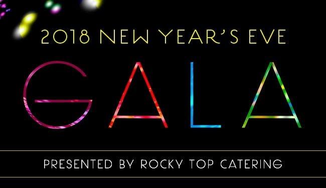 NYE Rocky Top Gala