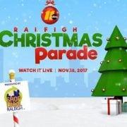 SLR ABC11 Christmas Parade