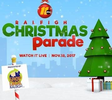 SLR ABC11 Christmas Parade