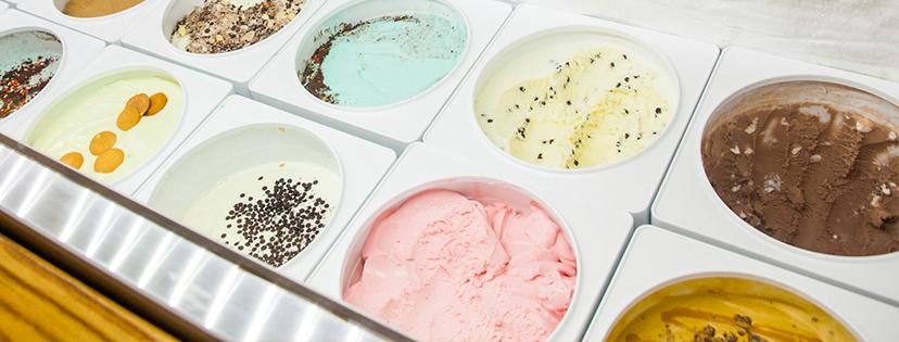 FRESH. Local Ice Cream