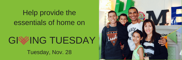 The Green Chair Project Giving Tuesday