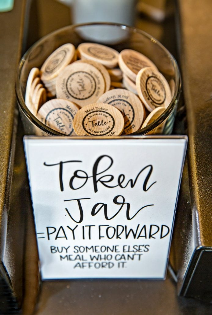 A Place at the Table Tokens