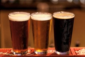 Sawmill Tap Room craft beer