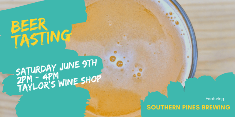 Southern Pines Brewing Tasting Shop Local Raleigh