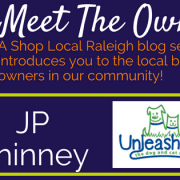 Meet the Owner- JP Phinney, Unleashed