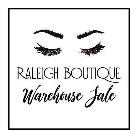 Raleigh Boutique Warehouse Sale - Shop