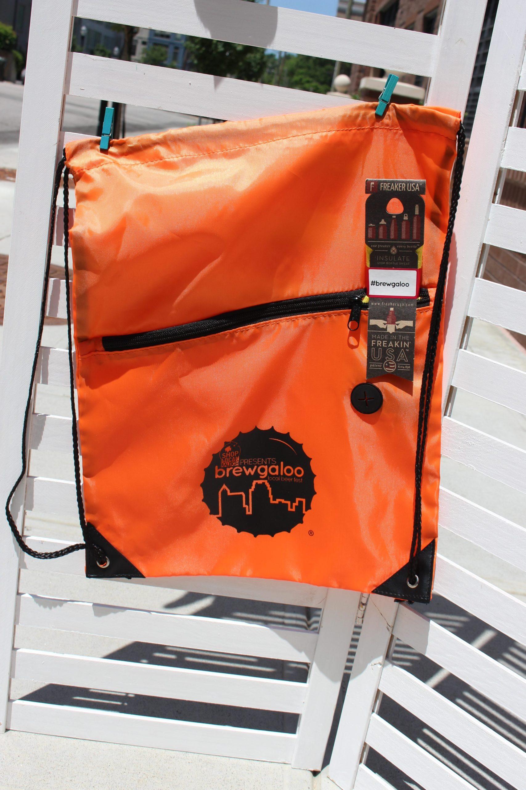 Brewgaloo Drawstring Backpack