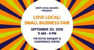 Love Local! Small Business Fair
