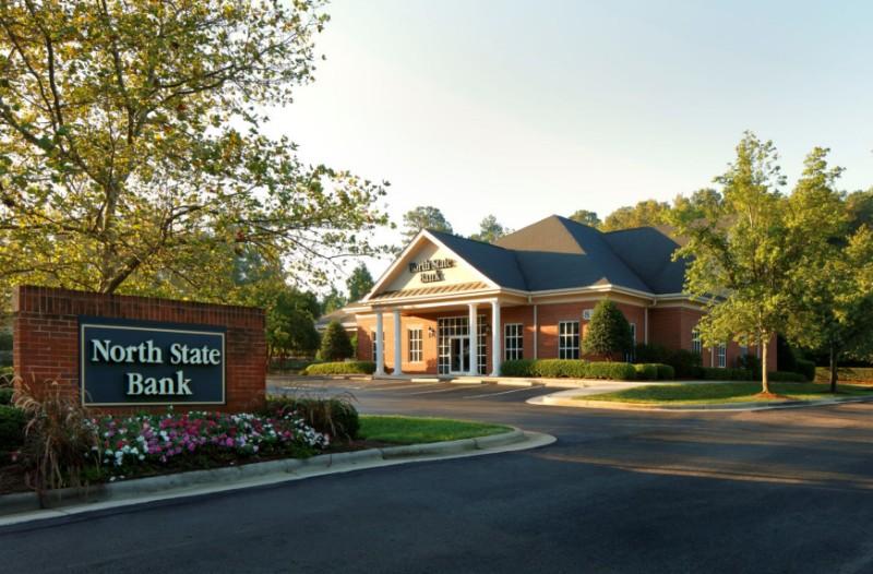 North-State-Bank-Garner-Office