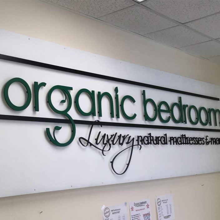 the organic bedroom