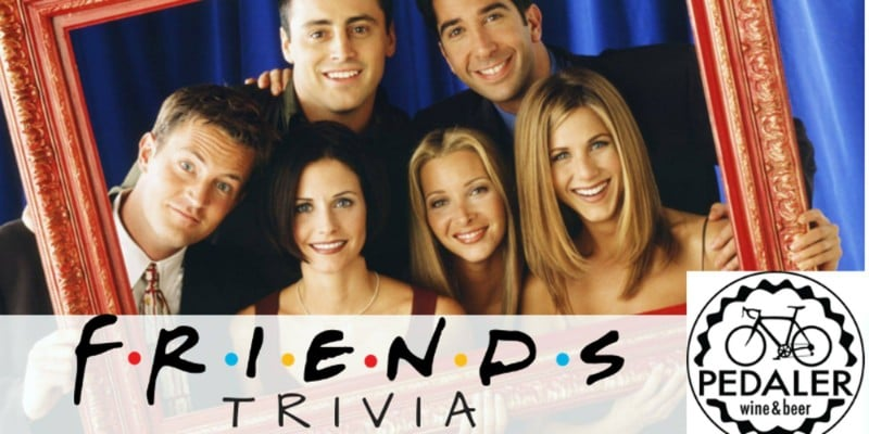 Friends Trivia - Shop Local Raleigh