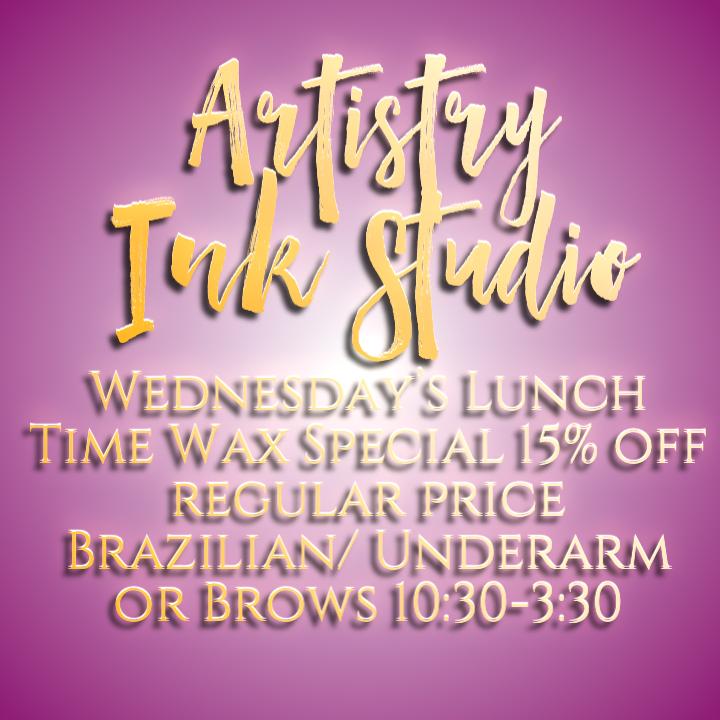 Artistry Ink Studio - Brow & Beauty - Shop Local Raleigh