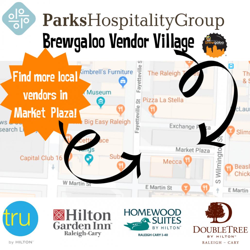 Parks Hospitality Brewgaloo Vendor Market