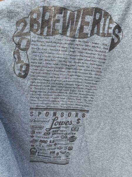 2019 Brewgaloo T-Shirt
