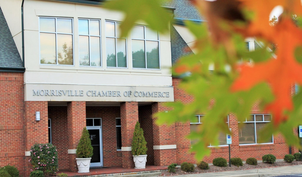 morrissville chamber of commerce building