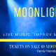 Moonlight Stage Company, things to do raleigh, improv
