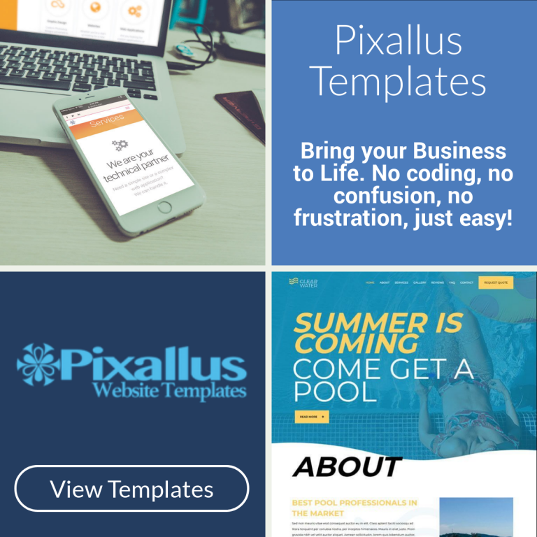 pixallus website tempaltes ad1 square1200 1 768x768