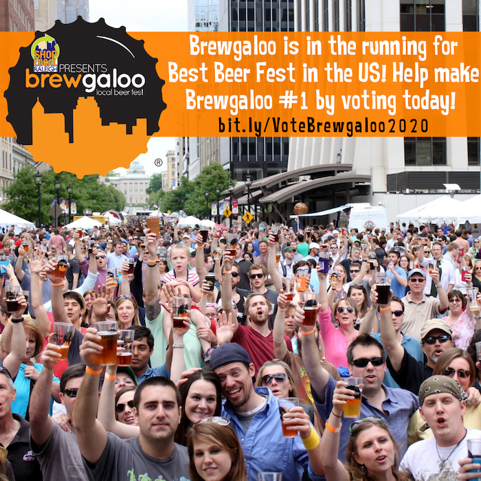 Vote for Brewgaloo