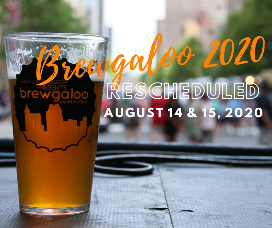 Brewgaloo 2020 Rescheduled