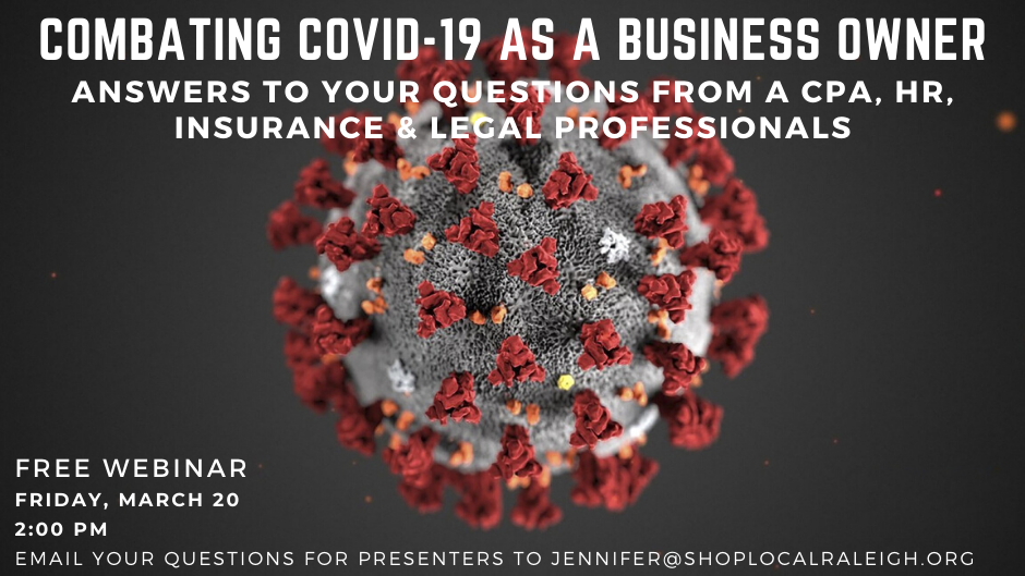 Combating COVID-19 as a Business Owner