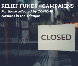 Relief funds and campaigns