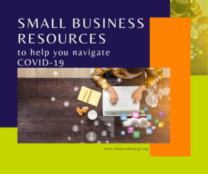 Small Business Resources to Help You Navigate COVID-19