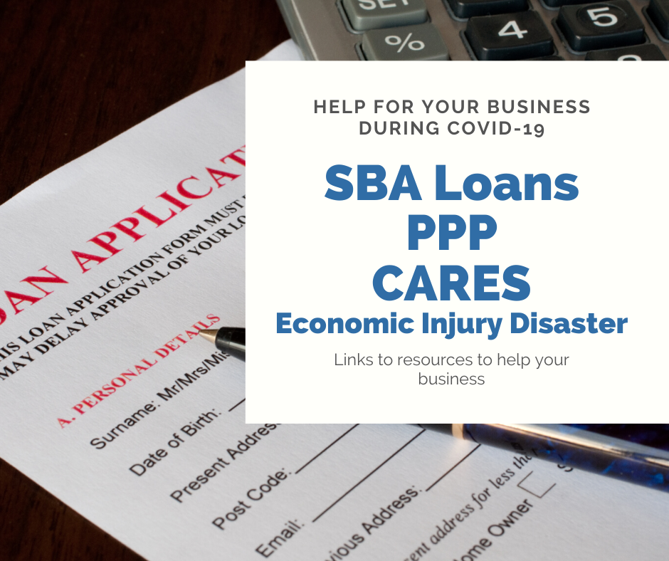 SBA Loans PPP CARES