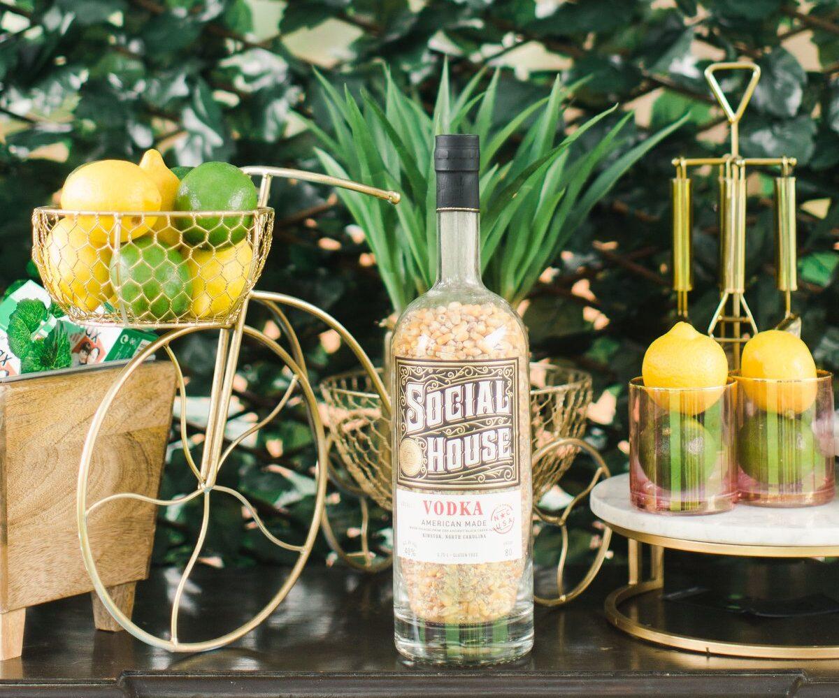 Social House Vodka