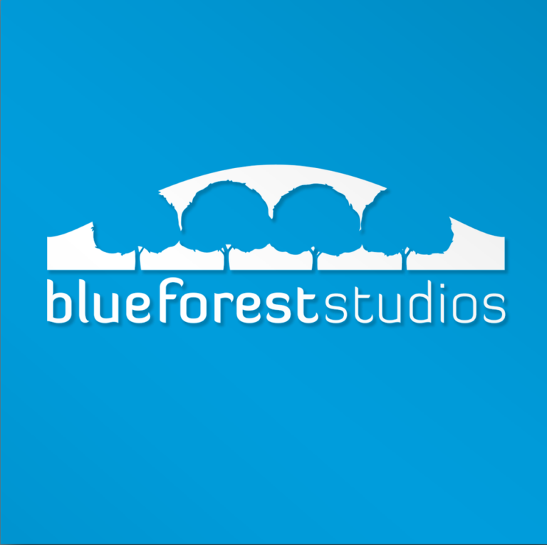 Blueforest Studios Logo 768x765