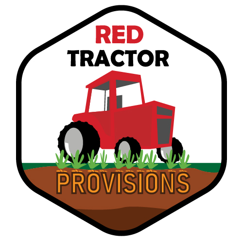 Logo RedTractor RGB Standalone Transparent 500 x 500
