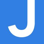 Square J Logo Lapis RGB