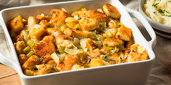 Rocky Top Catering Thanksgiving Meals - casserole