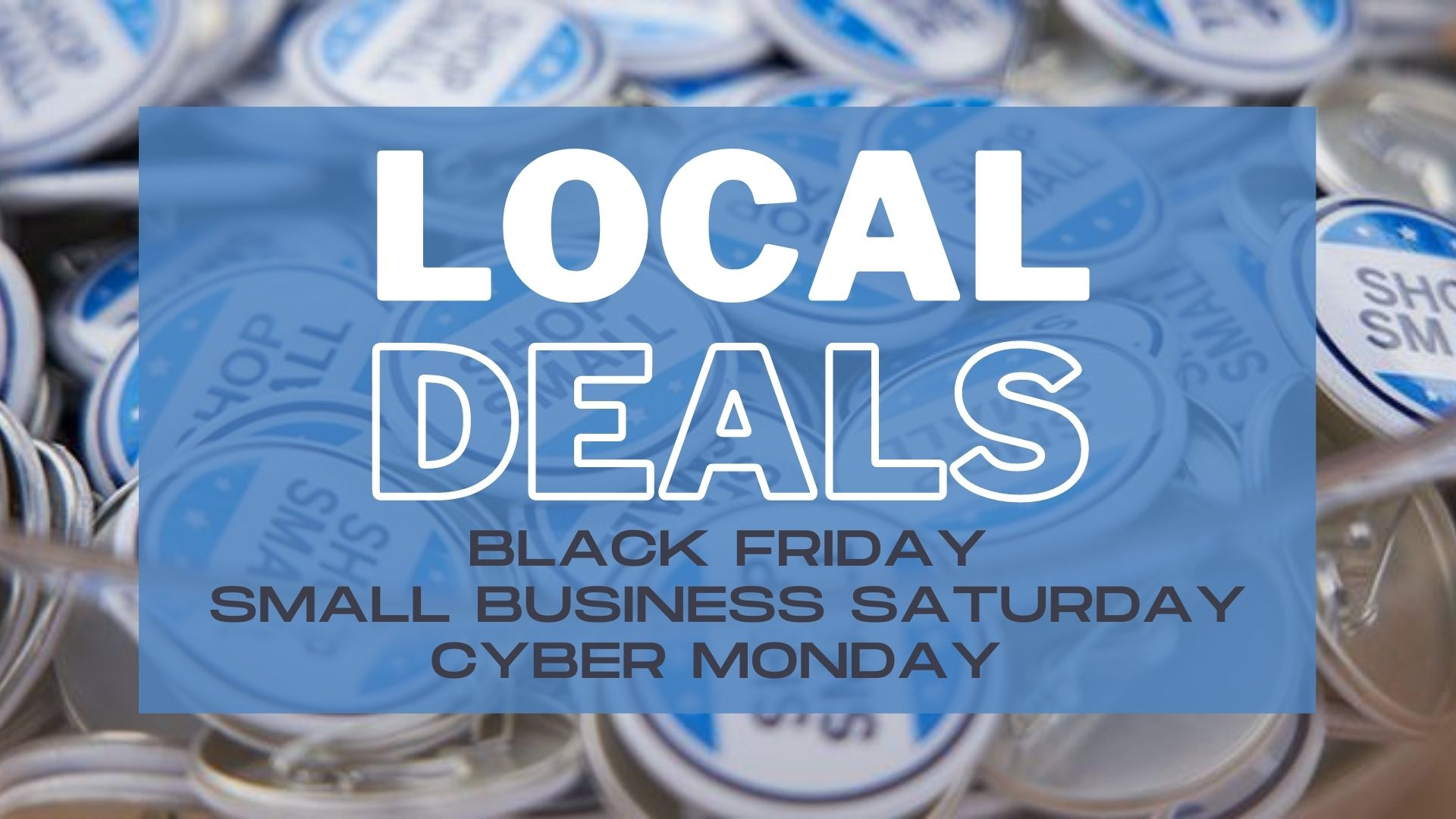 LOCAL Black Friday, Small Business Saturday, Cyber Monday Deals in Raleigh