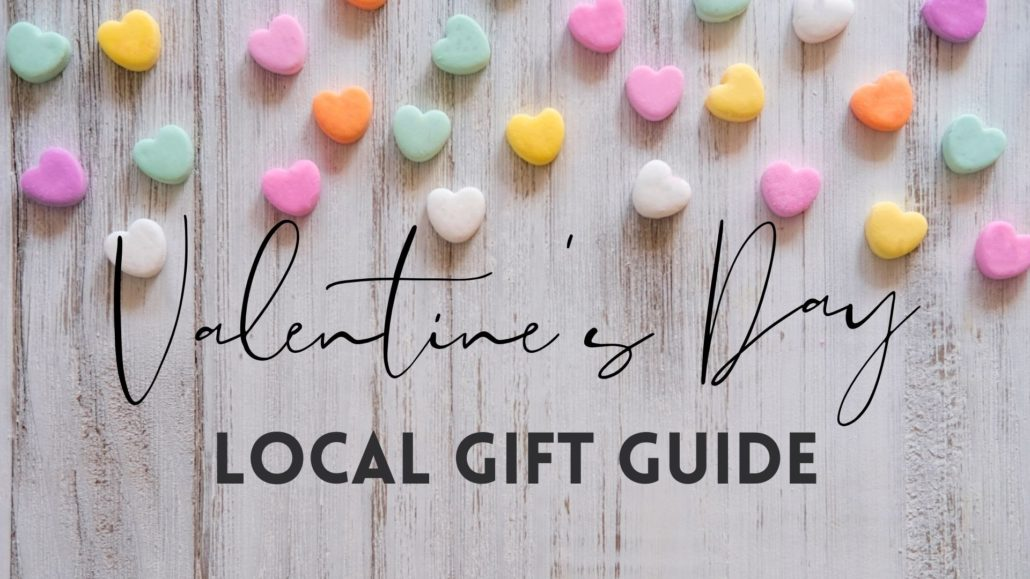 Valentine's Day Gift Guide Blog Post Cover