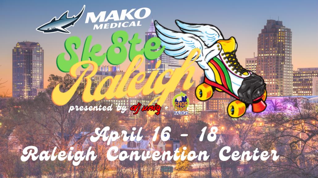 Mako Medical Sk8te Raleigh