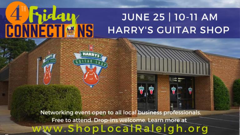 Jun 21 4th Friday at Harrys Guitar 768x432