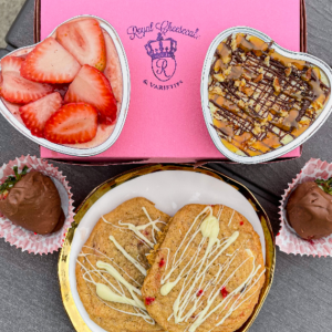 Royal Cheesecakes Valentine's Day Special
